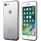 #5: KAIRA Transparent Soft Ultra Slim Back Cover Case Apple iPhone 8