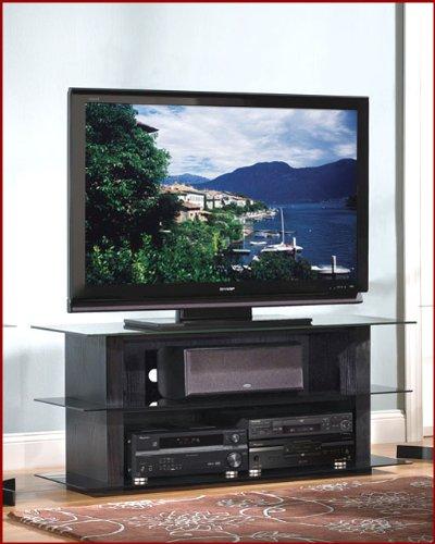 Cheap Bello – Black TV Stand BE-AVSC-2055B (B0030ANSJC)