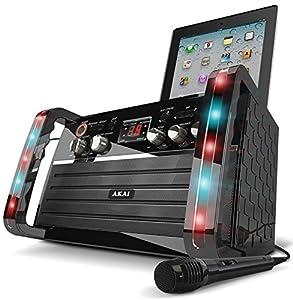 Akai Front Load CD&G Karaoke System2