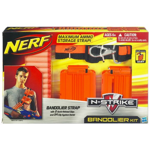 Nerf Bandolier Dart Kit (Big Saving)