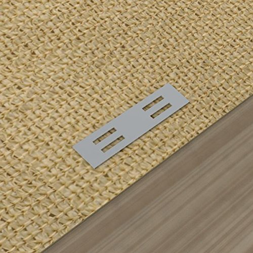 Shelter Logic 25663 Shade Cloth Wood Fasteners (30 Per Bag)