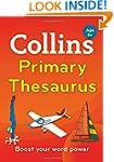 Collins Primary Thesaurus (Collins Pr...
