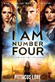 Pittacus Lore I Am Number Four (Lorien Legacies)