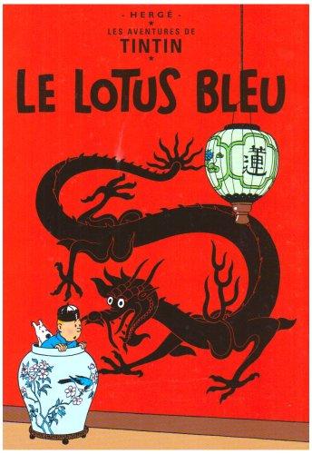 Tintin Lotus Bleu Op Ete 2006