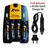 Xtech High Speed AC/DC Charger plus