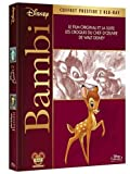 echange, troc Bambi + Bambi 2 - coffret 2 Blu-ray [Blu-ray]