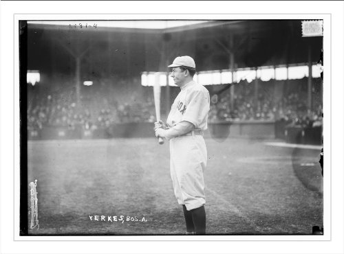Newswire Photo (L): Steve Yerkes, Boston AL (baseball)