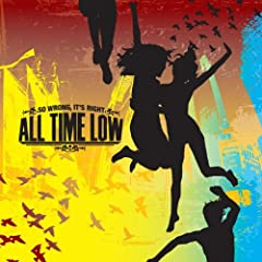 All Time Low Dear Maria, Count Me In cover