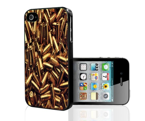 Loose Gold Bullets Hard Snap on Phone Case(iPhone 5/5s)