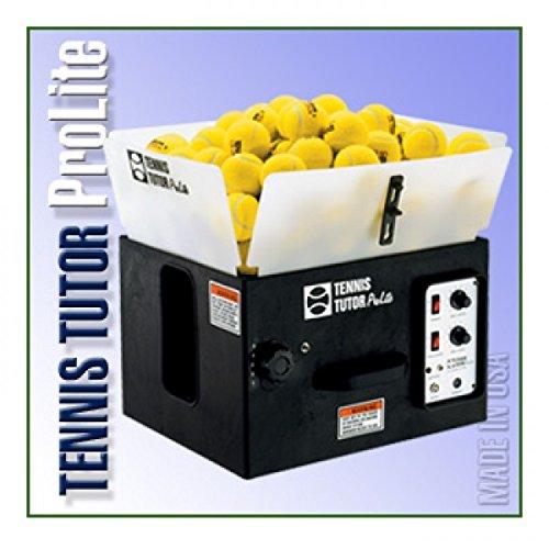 Tennis Tutor Pro Lite Ball Machine - Ac Power david clarke stellar polarimetry
