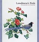 Lansdowne's Birds 2016 Wall Calendar