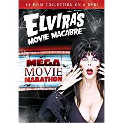 Elvira's Movie Macabre: Mega Movie Marathon