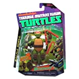 Battle Shell Michelangelo Teenage Mutant Ninja Turtles TMNT Action Figure