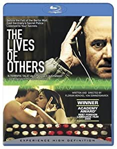 The Lives of Others [Blu-ray] (Sous-titres français) [Import]
