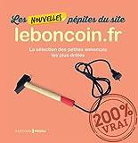 Les nouvelles pépites du site leboncoin...