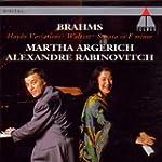 Haydn Variations, Waltzes (Argerich,...