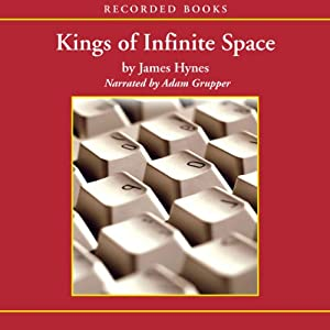 Kings of Infinite Space Audiobook