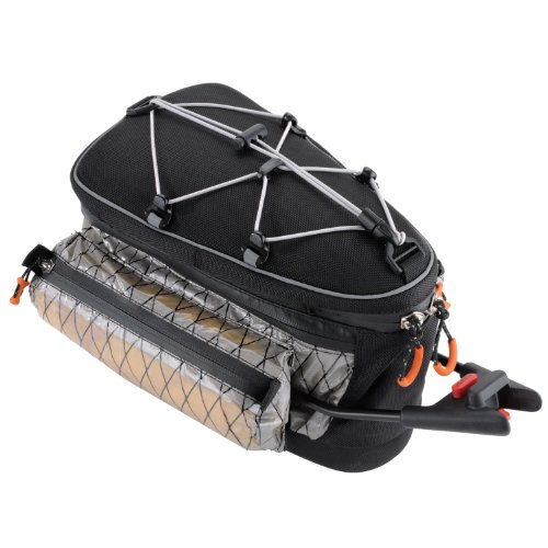 Detours High Tail Exp Ul Rack Trunk Rack/Bag Combo