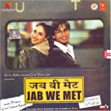 Jab We Met (Bollywood Movie / Indian Cinema / Hindi Film / CD)