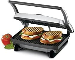 Nova Panni NSG-2439  700-Watt 2-Slice Sandwich Maker (Black/Grey)