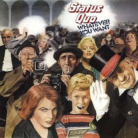 Status Quo - Whatever You Want - Zortam Music