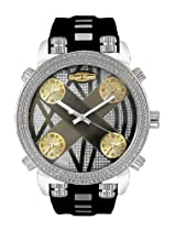 Mens Grand Master GM5-54 Diamond Watch Jojo Joe Rodeo