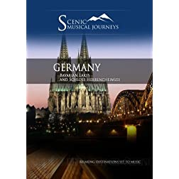 Naxos Scenic Musical Journeys Germany Bavarian Lakes and Schloss Herrencheimsee