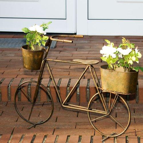 Gartendeko rost top angebote dekoratives fahrrad - Gartendeko fahrrad ...