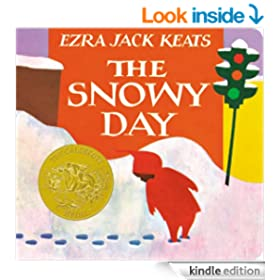The Snowy Day Board Book (Picture Puffins)