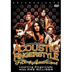 Acoustic Fingerstyle: Folk & Americana