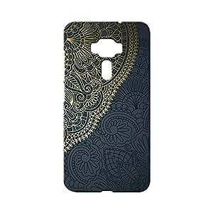 G-STAR Designer Printed Back case cover for Asus Zenfone 3 (ZE520KL) 5.2 Inch - G2828