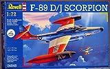 Revell 1/72 F-89D/J Scorpion