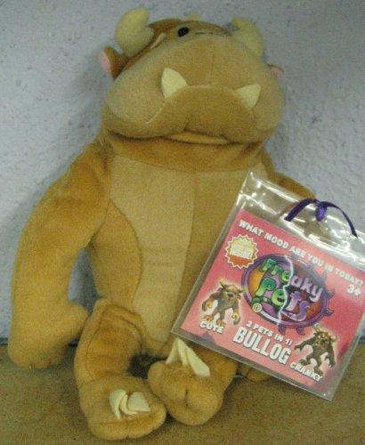 Abandon Entertainment Freaky Pets PETS003 Bullog