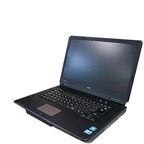 中古パソコン NEC VK24L/X-B DVDコンボ Windows7Home 32ビット 4GB USB外付無線LAN子機付