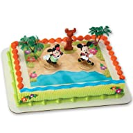 Mickey Mouse and Friends Luau Party D…