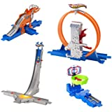 Mattel - Accesorio acrobático Hot Wheels