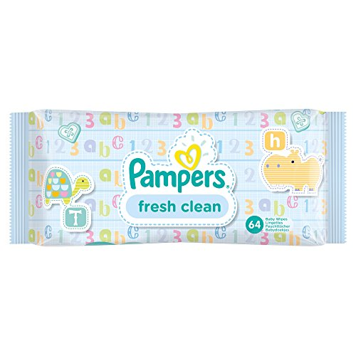PAMPERS SALV.BABY FRESH CLEAN 64 PZ.