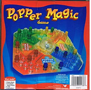 Poppers Magic