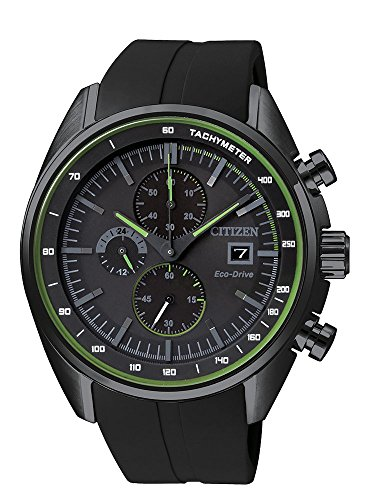 CITIZEN CHRONO ECODRIVE CA0595-03E