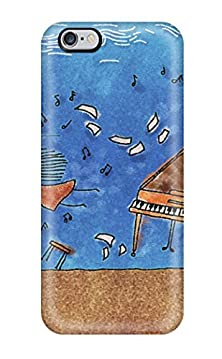 buy Perfect Fit Tcbppau23585Qylay Music Art Case For Iphone - 6 Plus