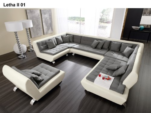 Ecksofa u form inspirierendes design f r for Couch u form klein