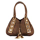 Kentworld Women's Handbag Brown OL76BR