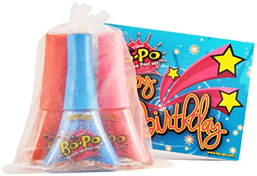 Bo-Po-Polish-Non-Scented-Birthday-Pack-with-Silver-Gift-Bag-3-Piece