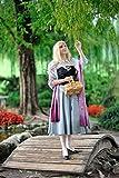 コスプレ衣装ディズニー眠れる森の美女オーロラ姫オーダー自由 ディズニークリスマス、ハロウィン イベント仮装 コスチューム