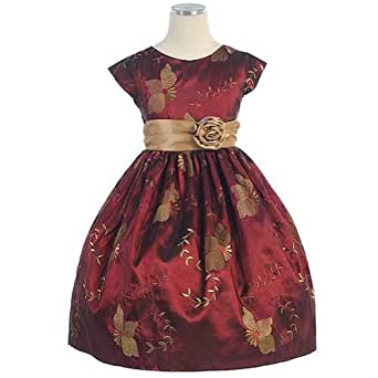 Christmas dress girl size 8 special occasion dresses clothing