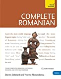 img - for Complete Romanian Beginner to Intermediate Course: Learn to read, write, speak and understand a new language (Teach Yourself) book / textbook / text book