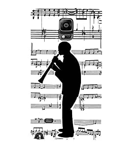 Trumph Music Player 3D Hard Polycarbonate Designer Back Case Cover for Samsung Galaxy Note 4 N910 :: Samsung Galaxy Note 4 Duos N9100