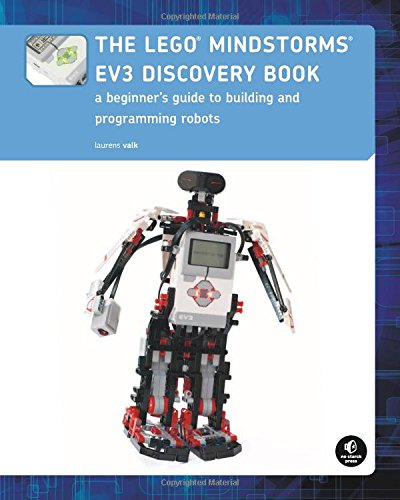 The LEGO MINDSTORMS EV3 Discovery Book (Full Color): A Beginner's Guide to Building and Programming Robots from No Starch Press