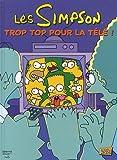 echange, troc Matt Groening - Les Simpson, Tome 14 : Trop top pour la télé !