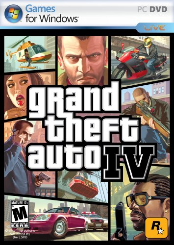 Grand Theft Auto IV [英語版] [ダウンロード]